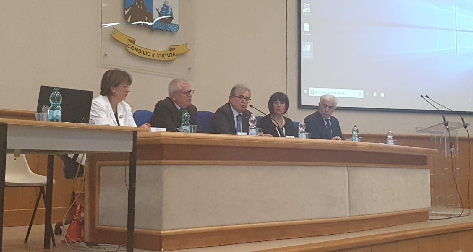 Conferenza di servizi a L'Aquila