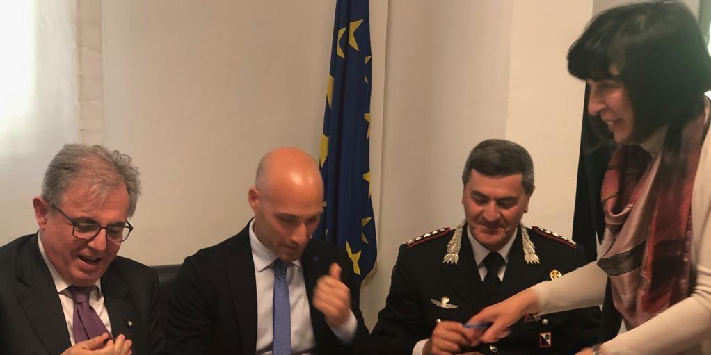 Calabria: restituiti al territorio patrimoni immobiliari per nuovi presidi di legalità