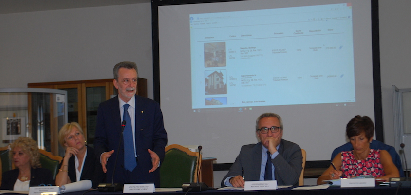Firenze, prima Conferenza di Servizi. Appartamenti confiscati alla criminalità per  l'emergenza abitativa della regione